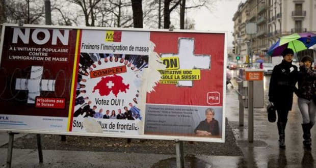 All Three Ballot Measures Fail in Switzerland's Referendum