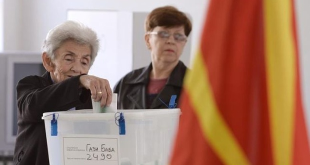 Macedonian Presidential Election Set for Second Round