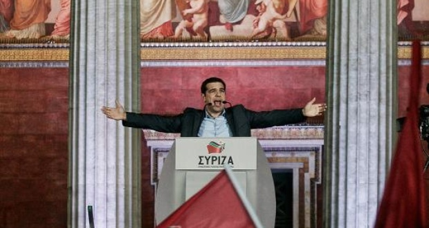 SYRIZA Party Wins Big in Greece