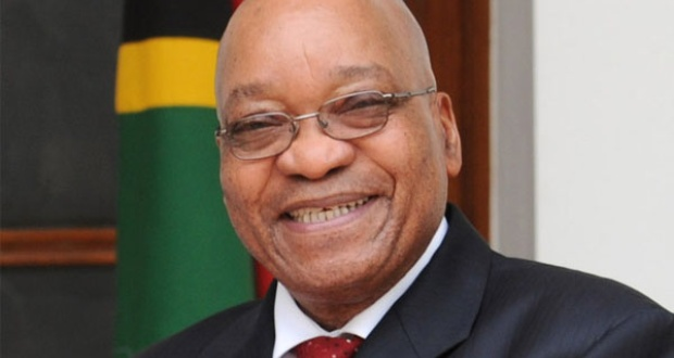 Event: NPC Luncheon with Jacob Zuma, President of the Republic of South Africa