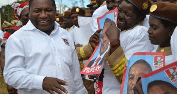 Mozambique's Ruling Frelimo Wins Election