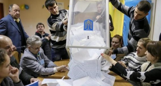 Ukraine Holds First Parliamentary Elections Since Euromaidan Protests