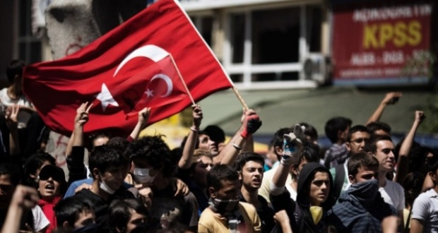 Event: Where is Turkey Headed? Culture Battles in Turkey with Rainer Hermann