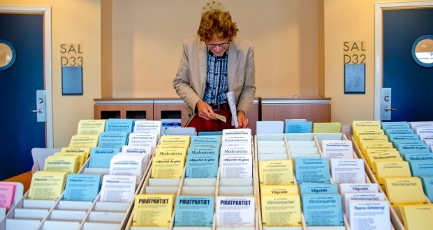 Social Democrats Successful in Swedish Parliamentary Election