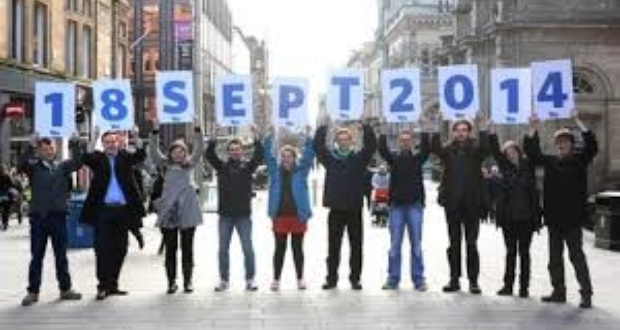 Event: The Home Stretch: The State of the Scottish Independence Referendum Campaigns