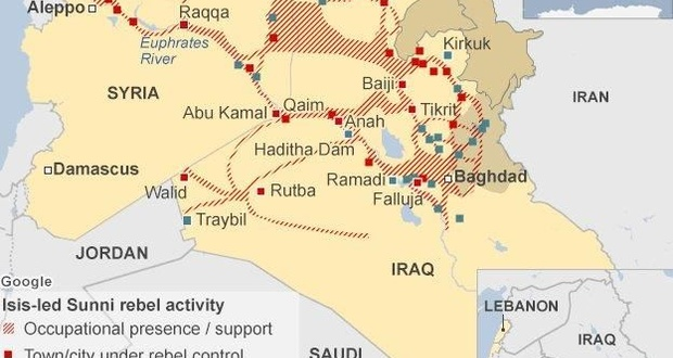 Threat of ISIS in Iraq: Views from the Ground