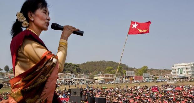 The Struggle for Democracy in Myanmar/Burma