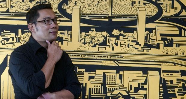 Derwin Pereira Indonesia Initiative with Ridwan Kamil