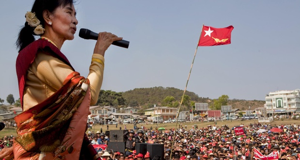 A Brief Political History of Myanmar